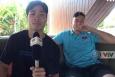 VIDEO: Công Phượng nhí nhố làm phóng viên hỏi cực xoáy Văn Lâm