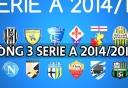 Lịch thi đấu, Kết quả, Bảng xếp hạng vòng 6 Serie A 2014/2015