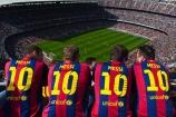 Barca bị chế giễu vì 1 bài đăng Twitter từ... 10 năm trước