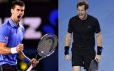 VIDEO tennis: Novak Djokovic 1-3 Andy Murray - Lên ngôi lần thứ 5