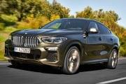 BMW X6 thế hệ thứ 3 ra mắt: Đẳng cấp và tiện nghi