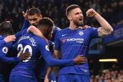 Chiến thắng 3 sao, Chelsea vượt mặt Man United