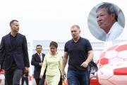 HLV Lê Thụy Hải: Giggs và Scholes đã thấy tiềm năng bóng đá Việt Nam