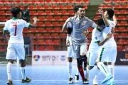 U20 futsal châu Á: 6 đội vào tứ kết, 11 đội dừng cuộc chơi