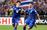 Tin AFF Cup 2016: Thái Lan bổ sung thêm 4 tuyển thủ