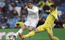 Ronaldo vô duyên, Real Madrid 'ôm hận' trước Villarreal