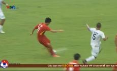 VIDEO: Văn Hậu sút xa đẹp mắt (U22 Việt Nam 3-0 U22 Đông Timor)