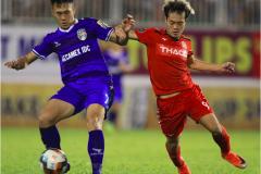 Kết quả vòng 9 V.League 2020: Hà Nội hoà, Nam Định thắng