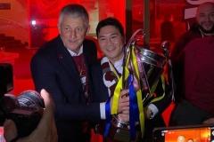 AFC vinh danh ông chủ người Việt trong top 7 người quyền lực