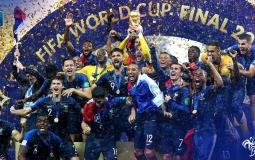CHÍNH THỨC: ĐT Pháp giành chức vô địch World Cup 2018