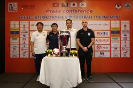 U21 Việt Nam tự tin vào chung kết giải quốc tế