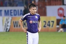 HLV Hà Nội FC cân nhắc giảm tải cho Quang Hải