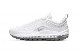 Nike ra mắt phiên bản Air Max 97 Golf sang trọng