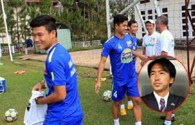 Trần Hữu Đông Triều nhận nhiệm vụ mới tại U23 QG