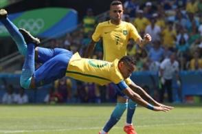 U23 Brazil vào chung kết bằng thắng lợi 6 sao trước Honduras
