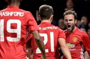 Man Utd đánh bại Man City vào tứ kết cúp Liên đoàn Anh