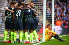 Thắng nhẹ Brighton, Man City giành vé vào chung kết FA Cup