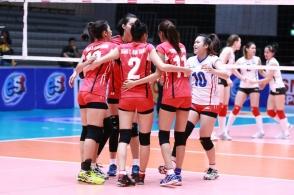 Lịch thi đấu các giải bóng chuyền Việt Nam từ tháng 8 đến cuối năm 2019