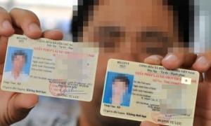Sử dụng giấy phép lái xe giả sẽ bị phạt thế nào?