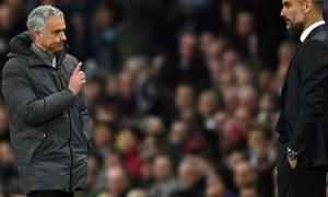 Mourinho dự đoán vị trí của Man City ở Premier League