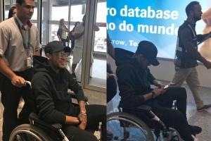 Chính thức: Mùa giải kết thúc đối với Neymar