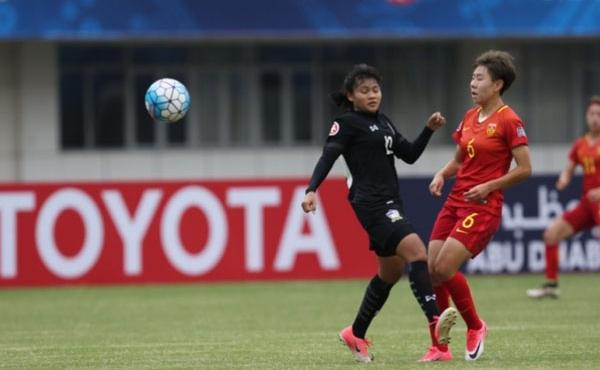 Kết quả, BXH U19 nữ châu Á 2018: Xác định 2 đội vào BK