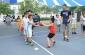 Sân chơi cho học sinh yêu bóng rổ ở Hà Nội