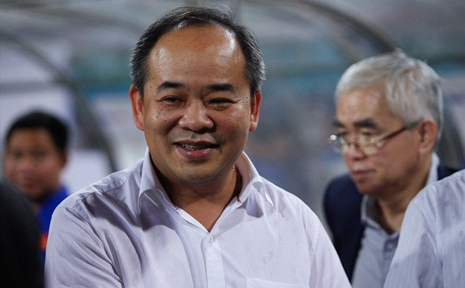 Le Khanh Hai, chairman of the Vietnam Football Federation (VFF)